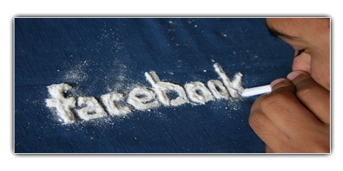SalimAbraham.com Facebook is a drug Guest: 5 reasons to not Facebook.